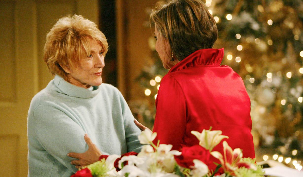 Christmas with Jill and Katherine