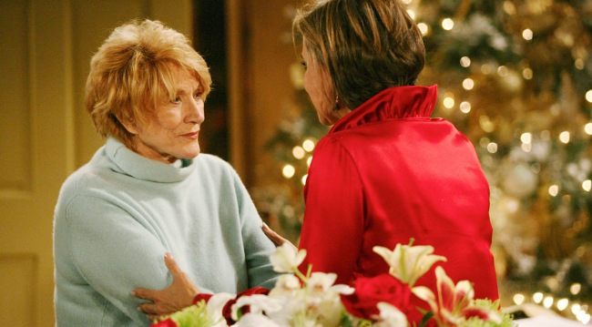 """Jeanne Cooper, Jess Walton """"The Young and the Restless"""" 2008"""