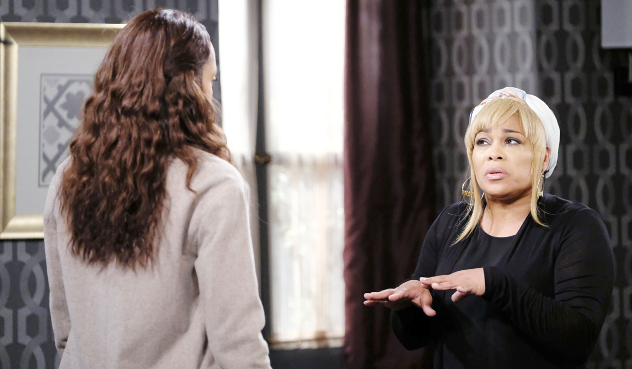 sheila and lani days of our lives