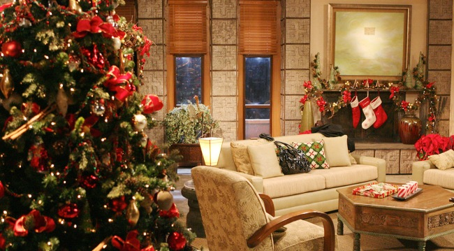 """Michael/Lauren's Apartment """"The Young and the Restless"""" 2008"""