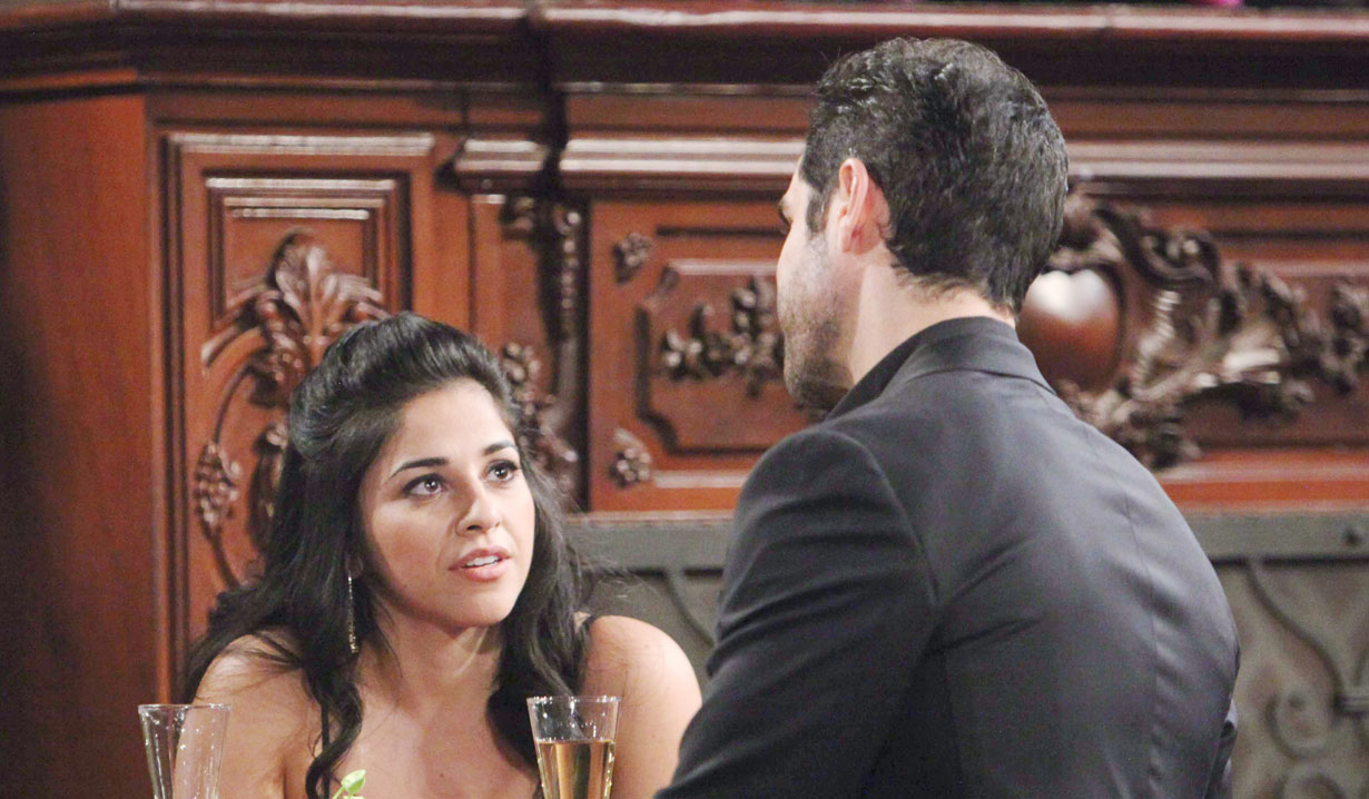 Y&R Opinion: Everything's coming up Rosales