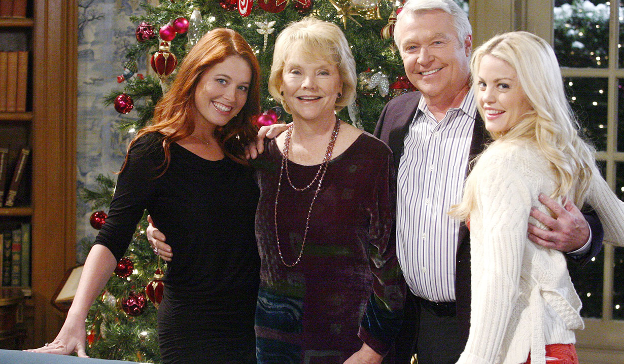 Christmas with the OLTL crew