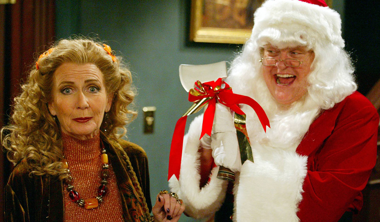 Christmas with Tabatha and Norma on Passions