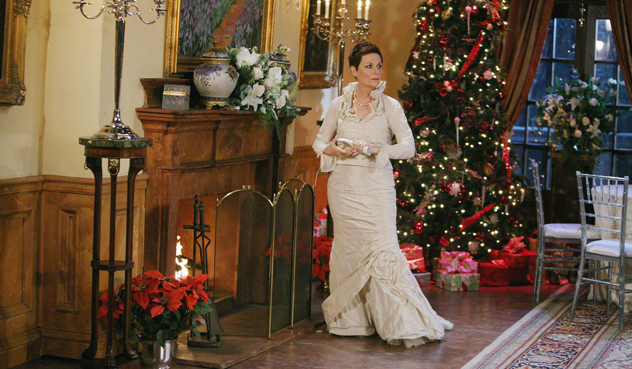 Christmas on GH with Tracy Q