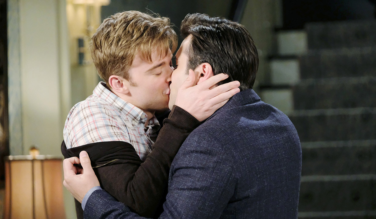 Chandler Massey, Freddie Smith Will Sonny reunite WILSON