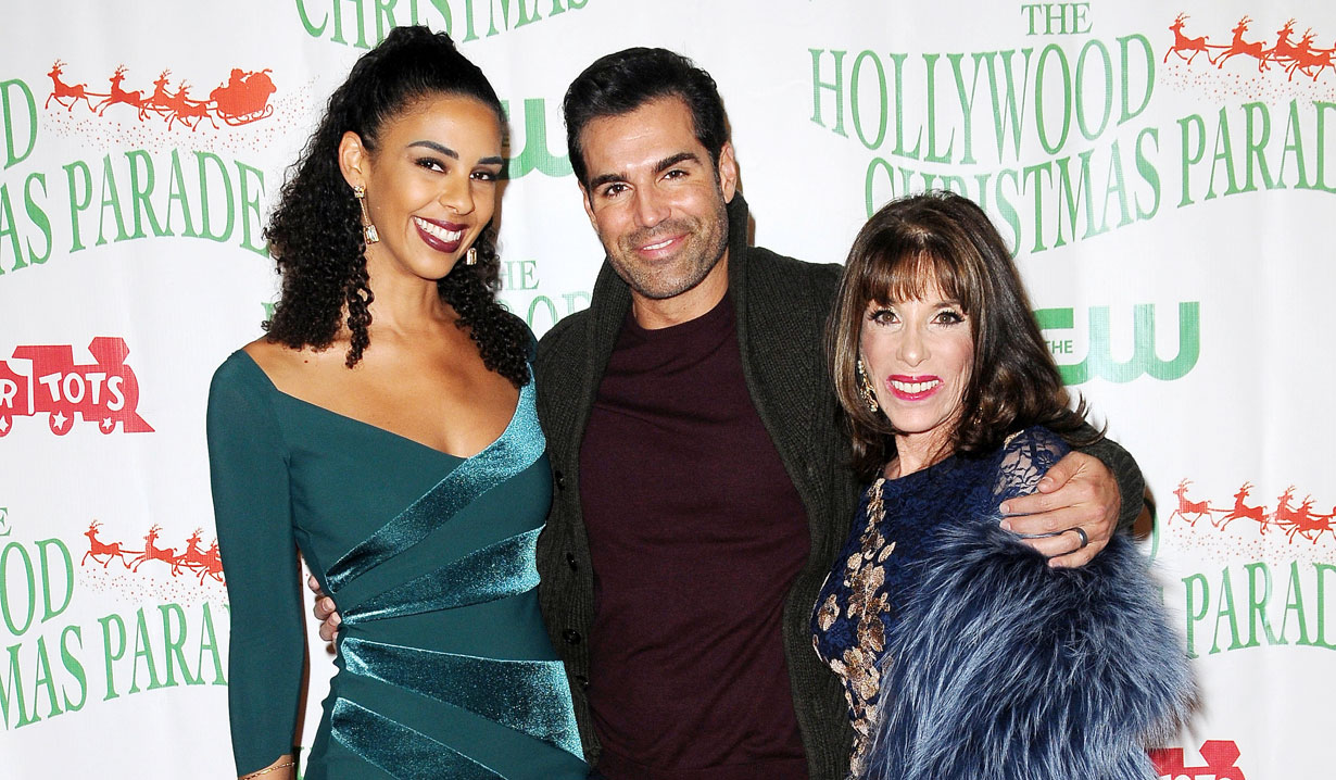 Y&R stars at Hollywood Christmas Parade
