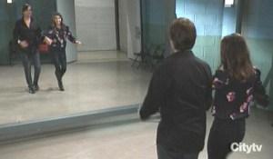 Anna finn dance lessos