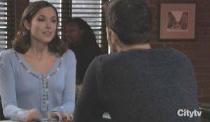 Chase and Willow discuss her past GH