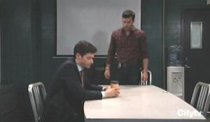 Chase interrogates griffin