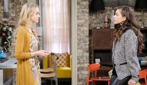 Claite and Ciara argue over Tripp Days