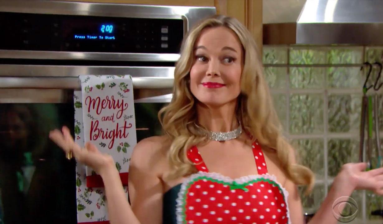 Donna Saves Christmas