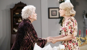 Julie tells Jenn about the paternity test Days