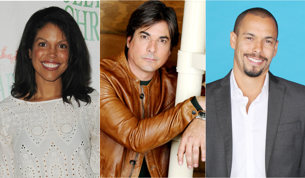 Karla Mosley Bryan Dattilo Bryton James soap news