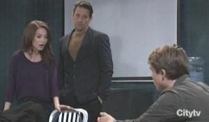 Franco and Liz question Cam's judgement GH