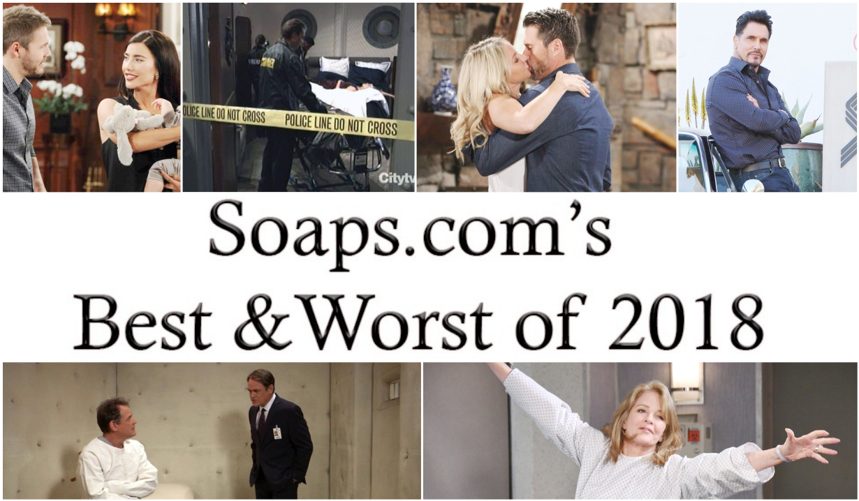 Soaps.com best and worst 2018