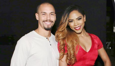Bryton James in Shanica Knowles new music video