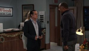 Marcus and Sonny argue