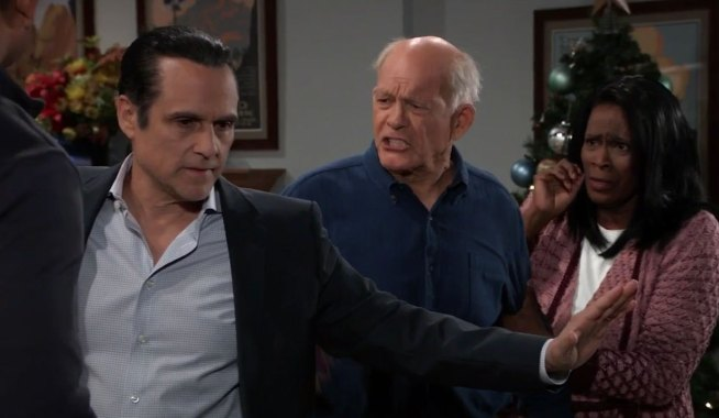 Sonny stops a fight