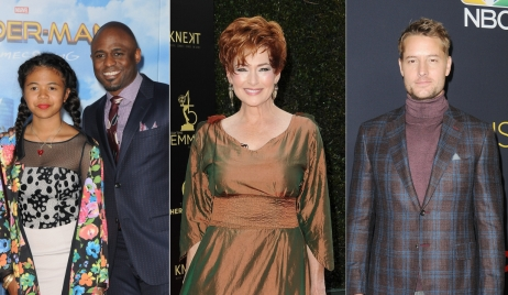 Wayne and maile brady, carolyn hennesy, justin hartley, soaps news