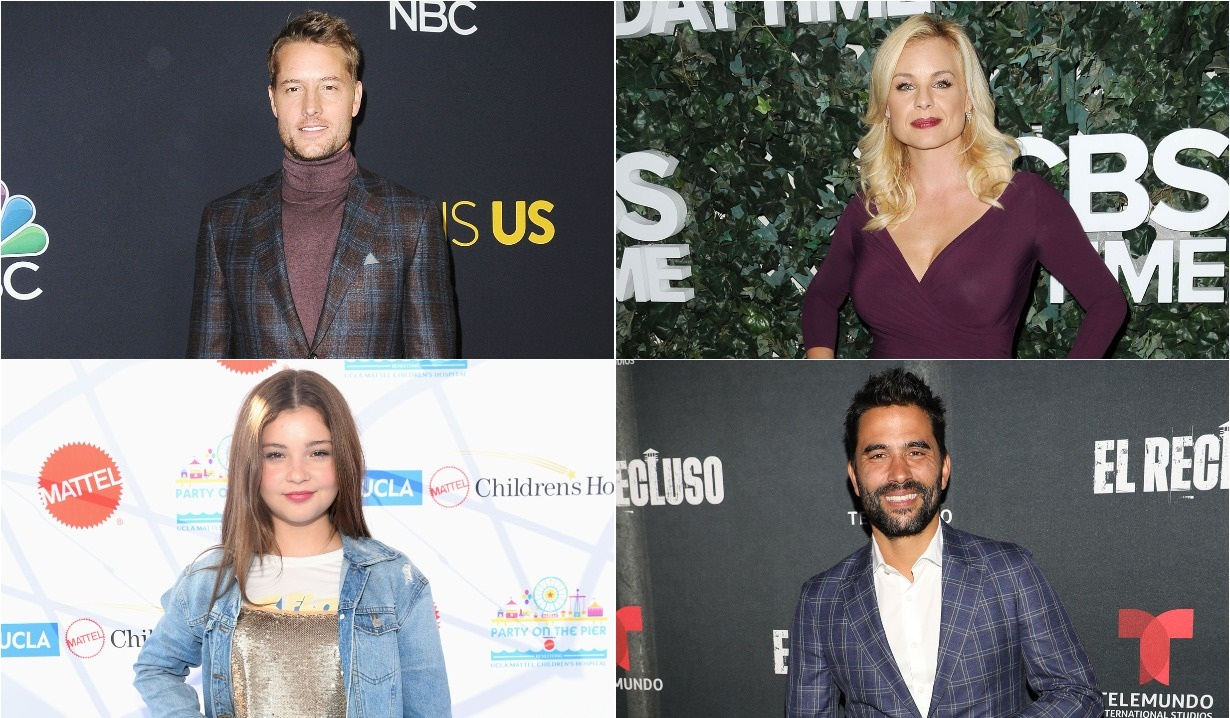Y&R alum news: Big nomination, new roles