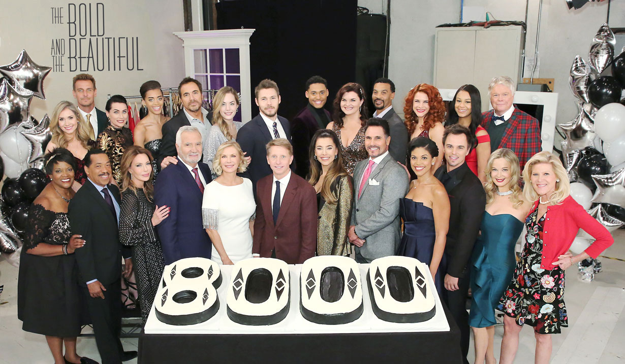B&B to Air 8000th Episode: Lives will be changed