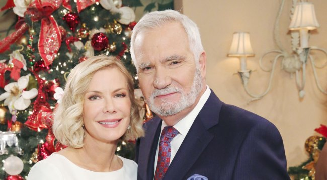Bold and the Beautiful Christmas 2018
