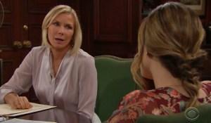 Brooke hope discuss taylor