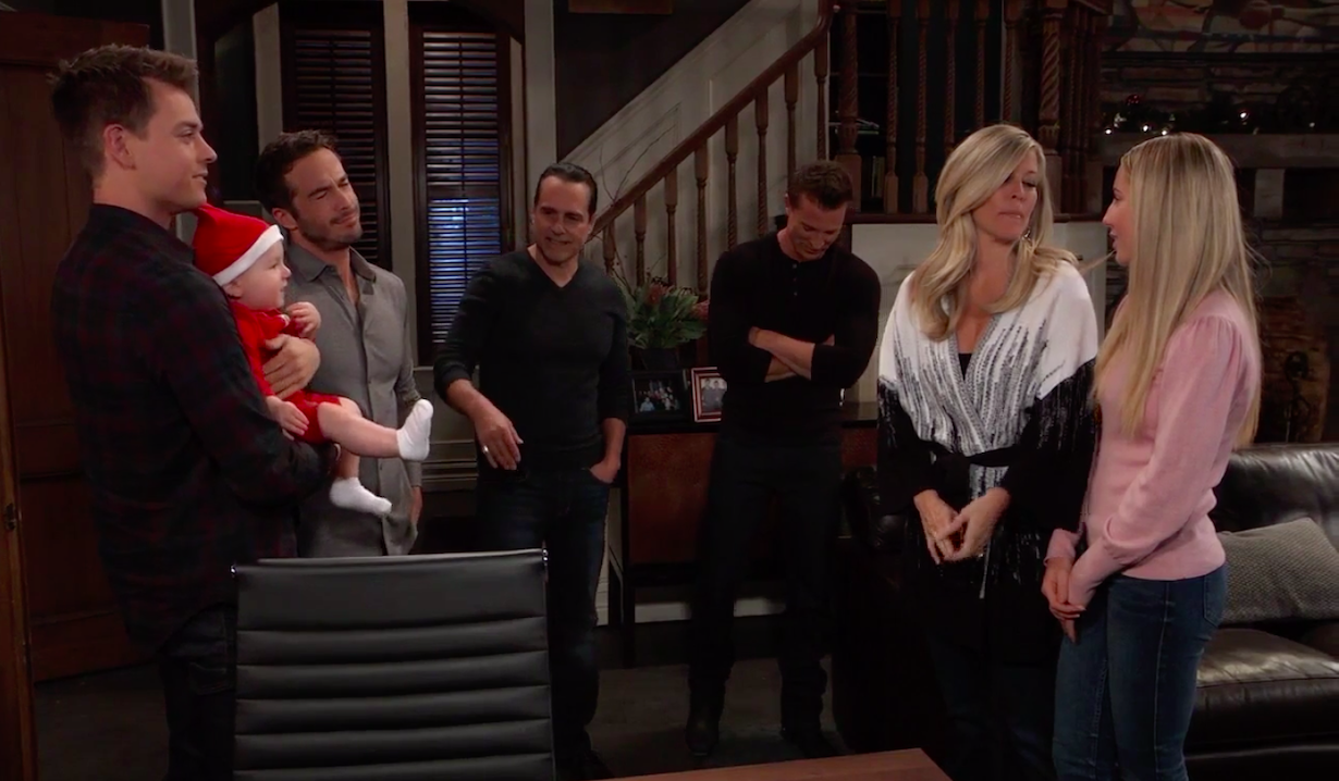 Christmas 2018 on General Hospital