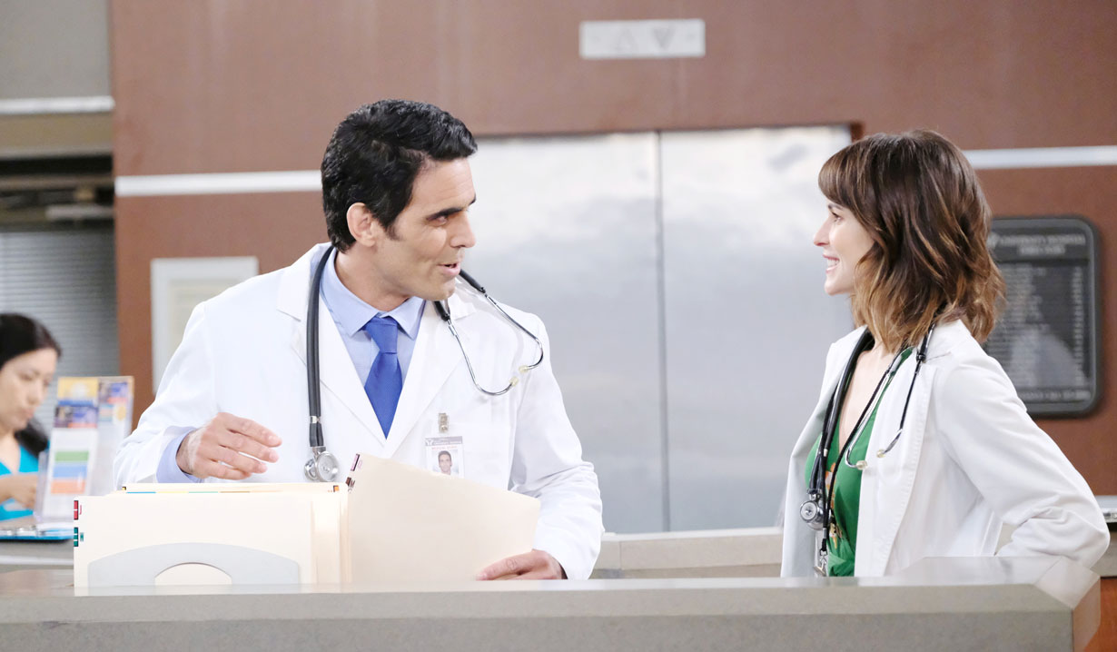 Dr Shah on Days of our Lives