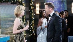 Brady confronts Eve