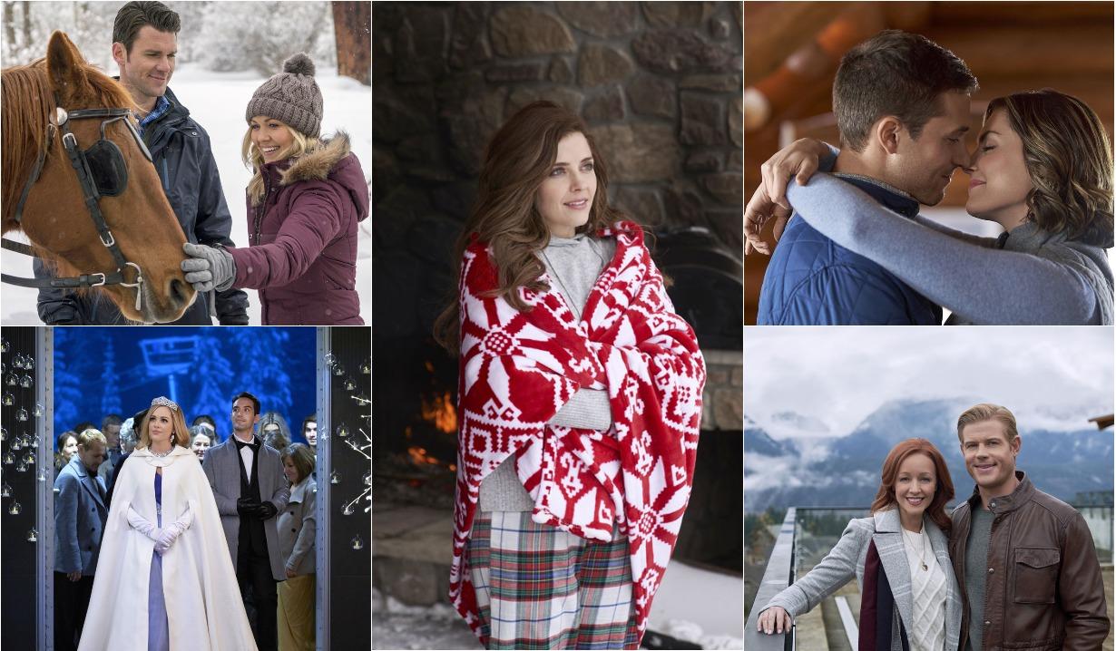 soap stars in hallmark winterfest 2019
