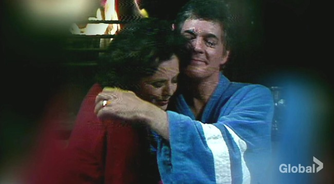 Doug and Julie Williams flashbacks on Days of our Lives