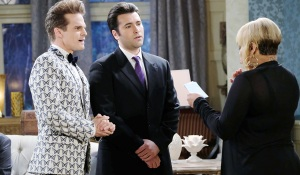 leo and sonny getting married