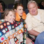 Monica Horan and Jim O'Heir back to B&B