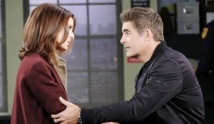 Hope lies to Rafe