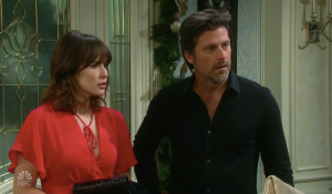 Sarah and Eric confront Maggie