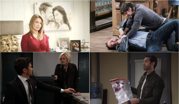b b soaps roundup week of dec 3 7 an attack and a crime scene the bold and the beautiful. Black Bedroom Furniture Sets. Home Design Ideas