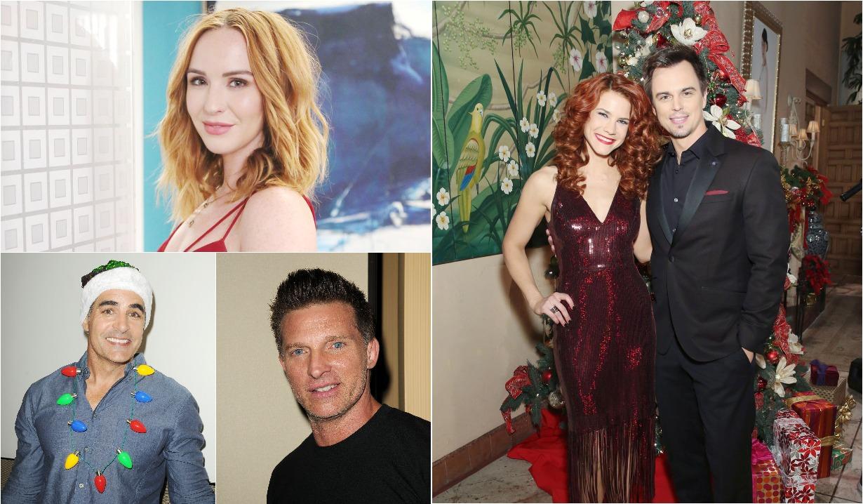 soap stars christmas 2018
