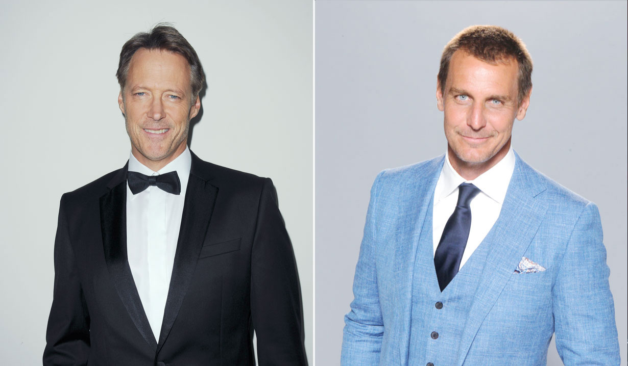 Matt Ashford and Ingo Rademacher