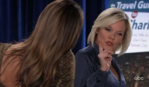 Ava and Lucy bicker GH