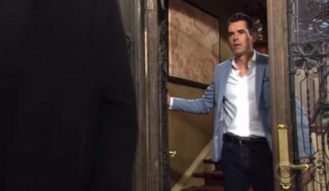 billy open door to cane