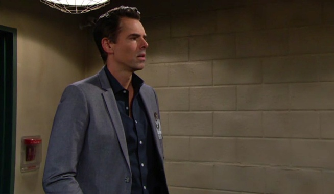 billy tells lily about cane