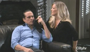 Carly and Sonny worry about Mike GH