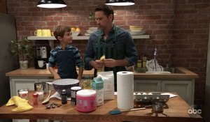 Franco and Aiden bake