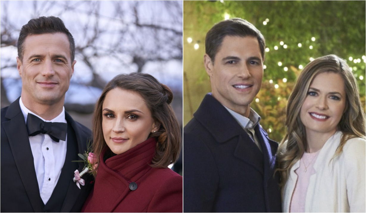 Soap Alums in Hallmark Valentine's Day movies