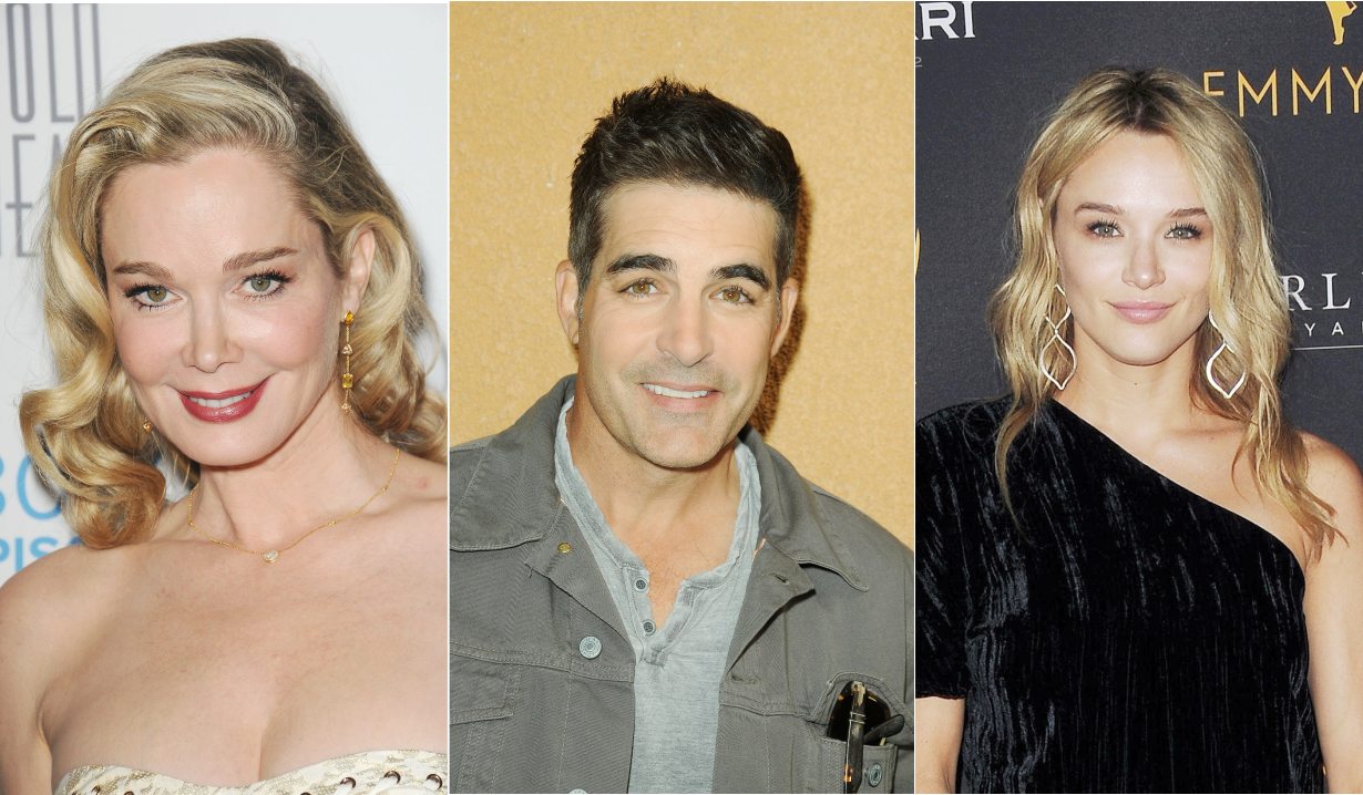 Jennifer Gareis Galen Gering Hunter King Soaps news