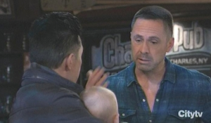 Julian meets Brad and Wiley GH