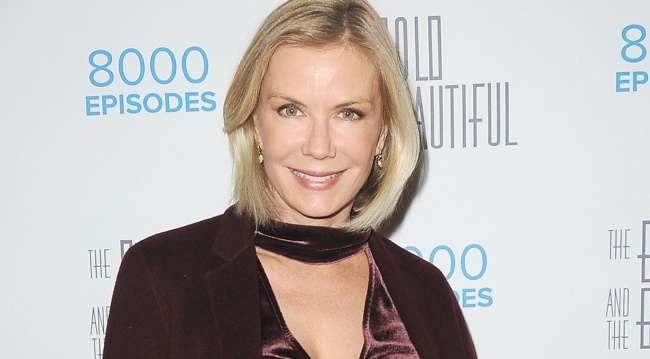 B&B's Katherine Kelly Lang