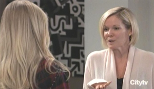 Lulu tells Ava about Kevin's past GH