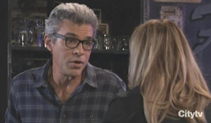 Mac and Laura discuss the election GH